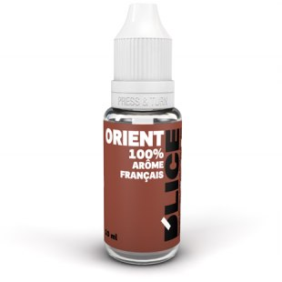 Dlice Tabac Orient 12mg - Cigaritude