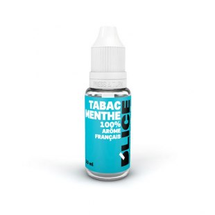 Dlice Tabac Menthe 12mg - Cigaritude