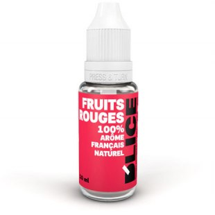 Dlice Fruits Rouges 0mg - Cigaritude