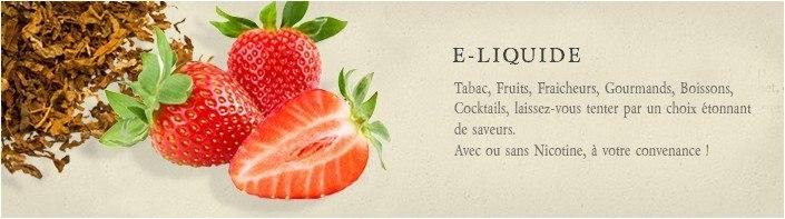 Eliquide Gourmand 6mg - Cigarette électronique, e-cigarette, dlice, batterie EGO, EGOT