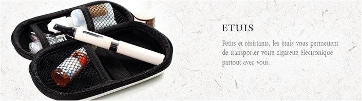 Accessoires - Cigarette électronique, e-cigarette, dlice, batterie EGO, EGOT